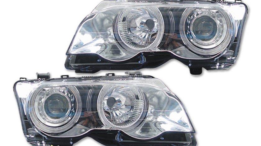 ANGEL EYES BMW E46 SERIE 3 - FARURI BMW E46 LIMOUZINE/COUPE/TOURING