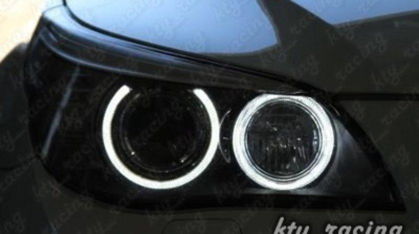 ANGEL EYES BMW E60 E61 FAR XENON FACELIFT LCI 2007-2011 BMW LED MARKER H8 80W