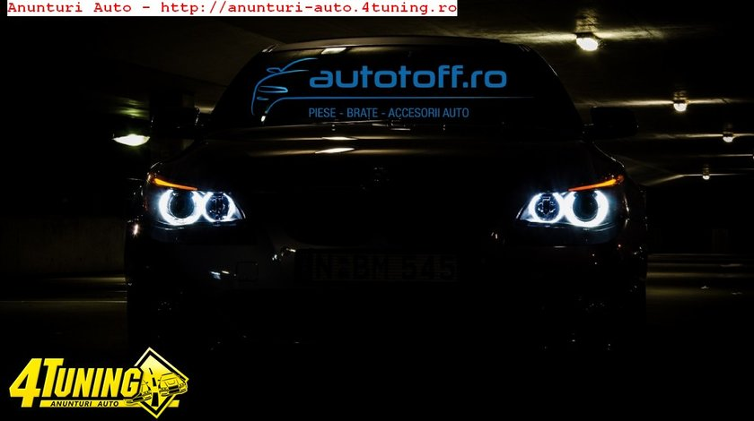 ANGEL EYES BMW E60 E61 H8 40W