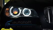 ANGEL EYES BMW E60, F10, X5, X6,- LED MARKER H8 - ...