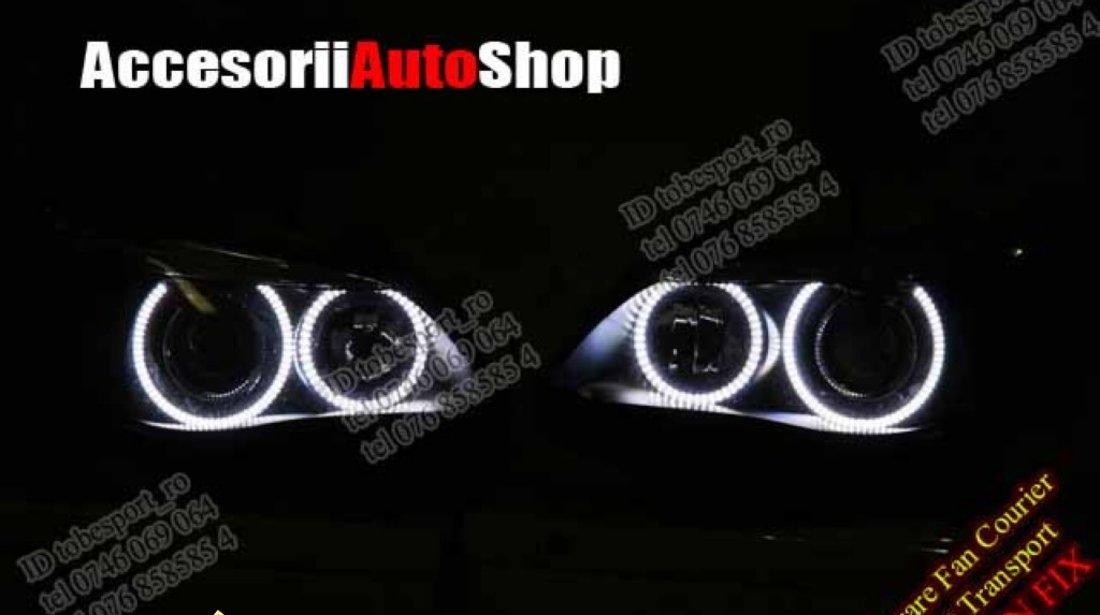 ANGEL EYES BMW E60 SERIA 5 LED
