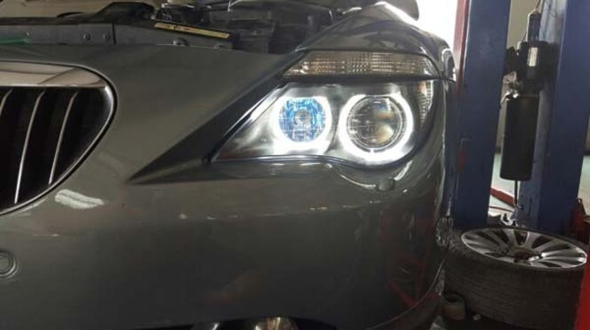Angel eyes BMW E64 Led Marker 90W ⭐️⭐️⭐️⭐️⭐️