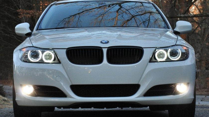 ANGEL EYES BMW E91 LCI HALOGEN LED MARKER 2016 64W ( 2 X 32W )