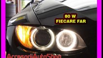 Angel Eyes BMW E92 E93 80W fiecare far TRANSPORT G...