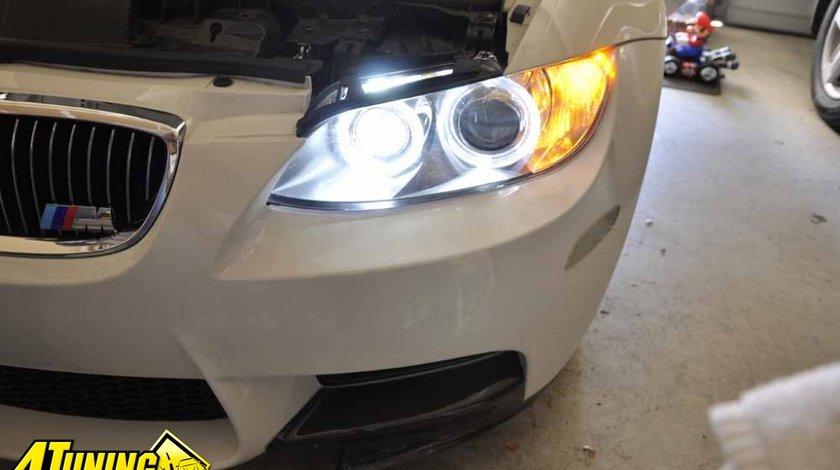 Angel Eyes Bmw e93 ( seria 3 e90 cabrio ) Led Marker H8 120w