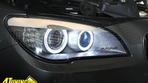 ANGEL EYES BMW F01 F02 LED MARKER H8 40W BMW SERIA...