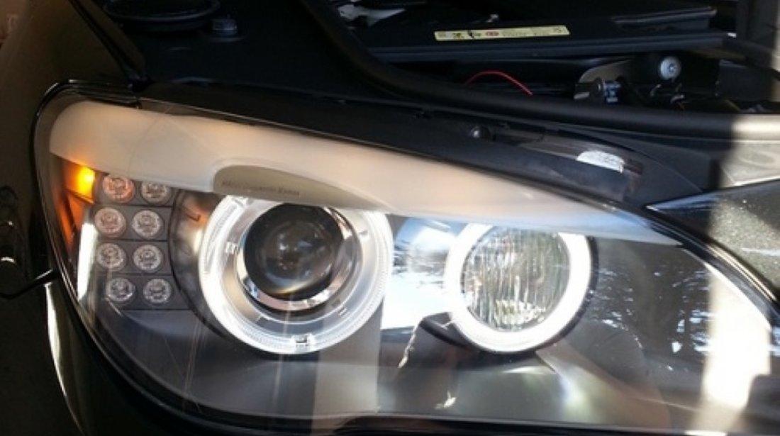 ANGEL EYES BMW F01 F02 LED MARKER H8 40W BMW SERIA 7