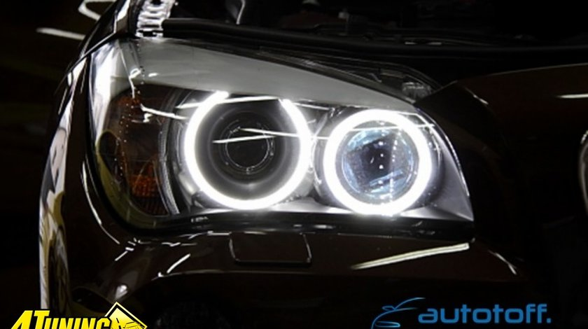 ANGEL EYES BMW X1 E84 putere 120 watts - LED MARKER H8