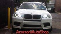 Angel Eyes BMW X5 E70 X6 E71 CEL MAI PUTERNIC 80 W...