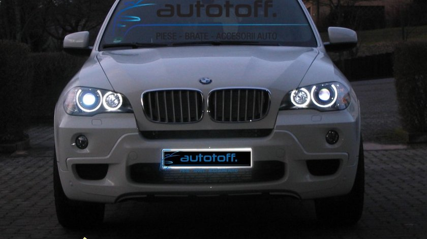 ANGEL EYES BMW X5 - LED MARKER H8 40W BMW X5 E70