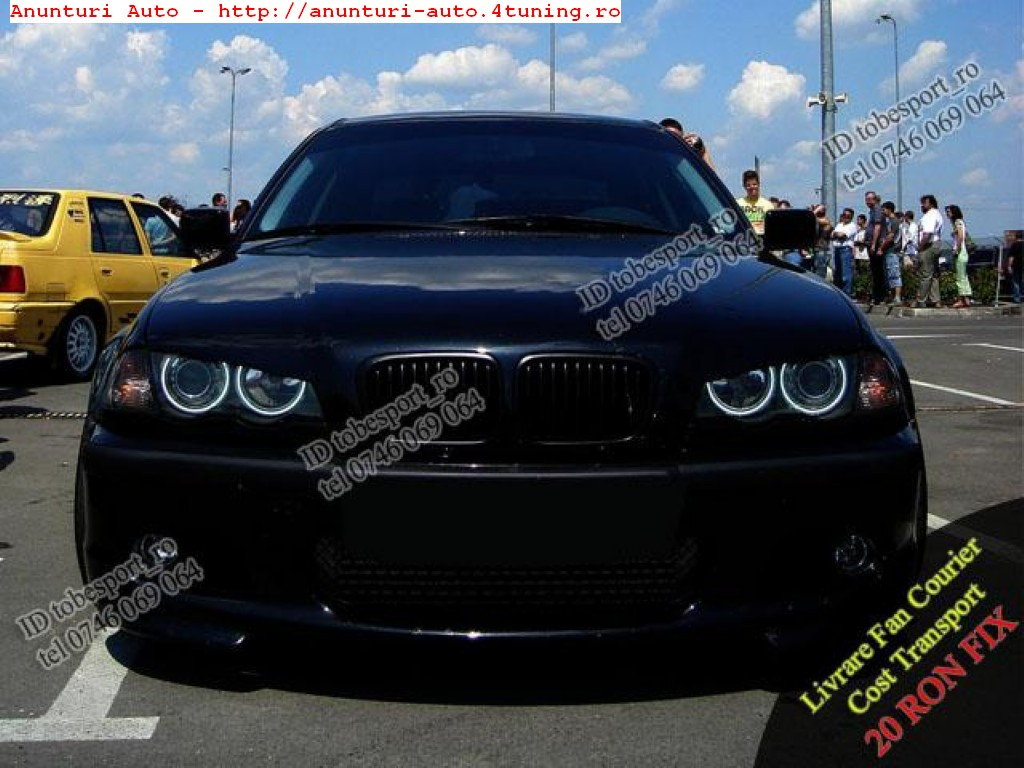 angel eyes ccfl bmw e46 sedan coupe compact doar 33 euro. Black Bedroom Furniture Sets. Home Design Ideas