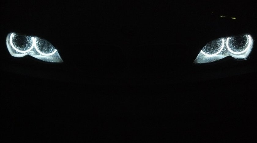 Angel Eyes compatibil BMW seria 1 E87 ccfl - Neon324