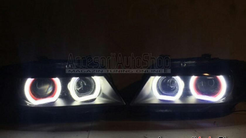 Angel Eyes DTM LED BMW Seria 3 E90 LCI 08-11