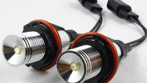 ANGEL EYES E39 E53 X5 E60 E61 E63 E64 E65 E66 X3 E83 SERIA 1 E81 E87 LED MARKER BMW