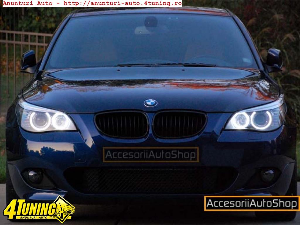 Angel Eyes H8 40W BMW E60 E61 LCI Seria 5 2007 2011