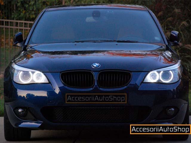 Angel Eyes H8 40W BMW E90 E91 E92 E60 X5 E70 X6 E71 - PROMOTIE 280 RON SET