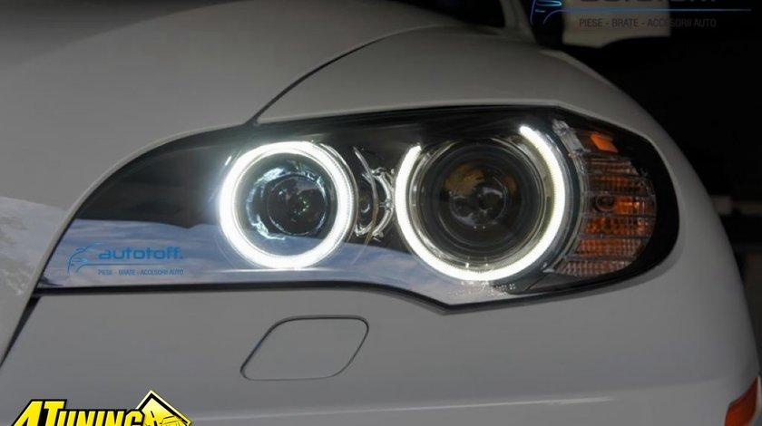 ANGEL EYES H8 BMW X6 - LED MARKER 40W H8 BMW X6 E71