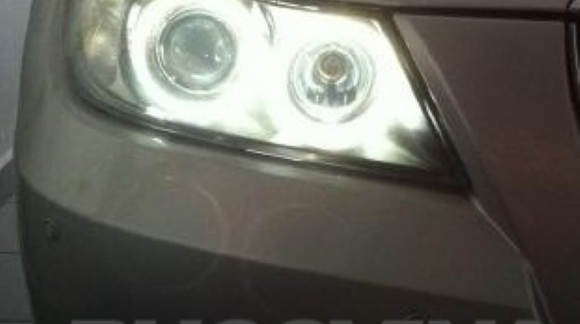 ANGEL EYES H8 LED BMW E90 LCI SERIA 3 - 120 WATTS