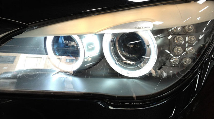 ANGEL EYES LED MARKER BMW F01 NEW 6S H8 80W 3200 LUMENI