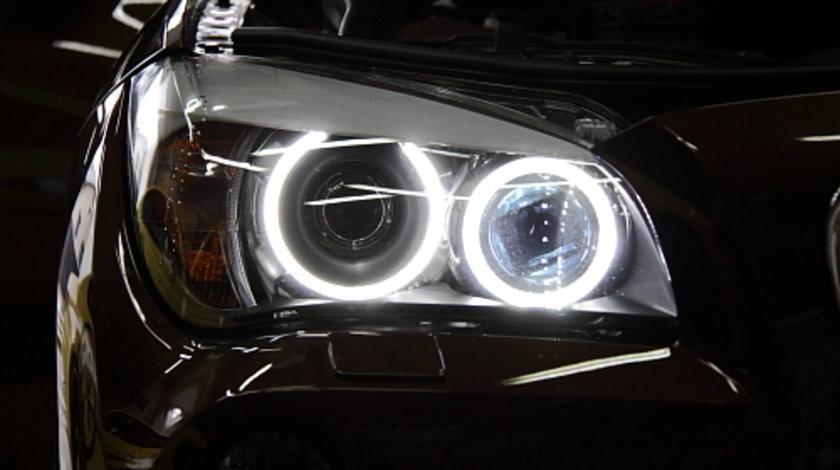 ANGEL EYES LED MARKER BMW X1 E84 NEW 6S H8 80W 3200 LUMENI