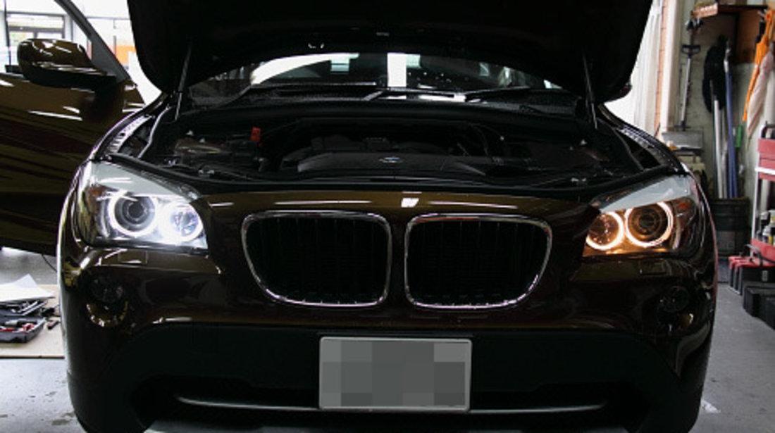 angel eyes led marker bmw x1 new 6s h8 80w 3200 lumeni 1117905