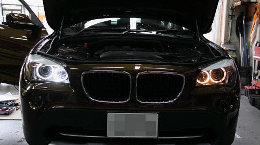 ANGEL EYES LED MARKER BMW X1 NEW 6S H8 80W 3200 LUMENI