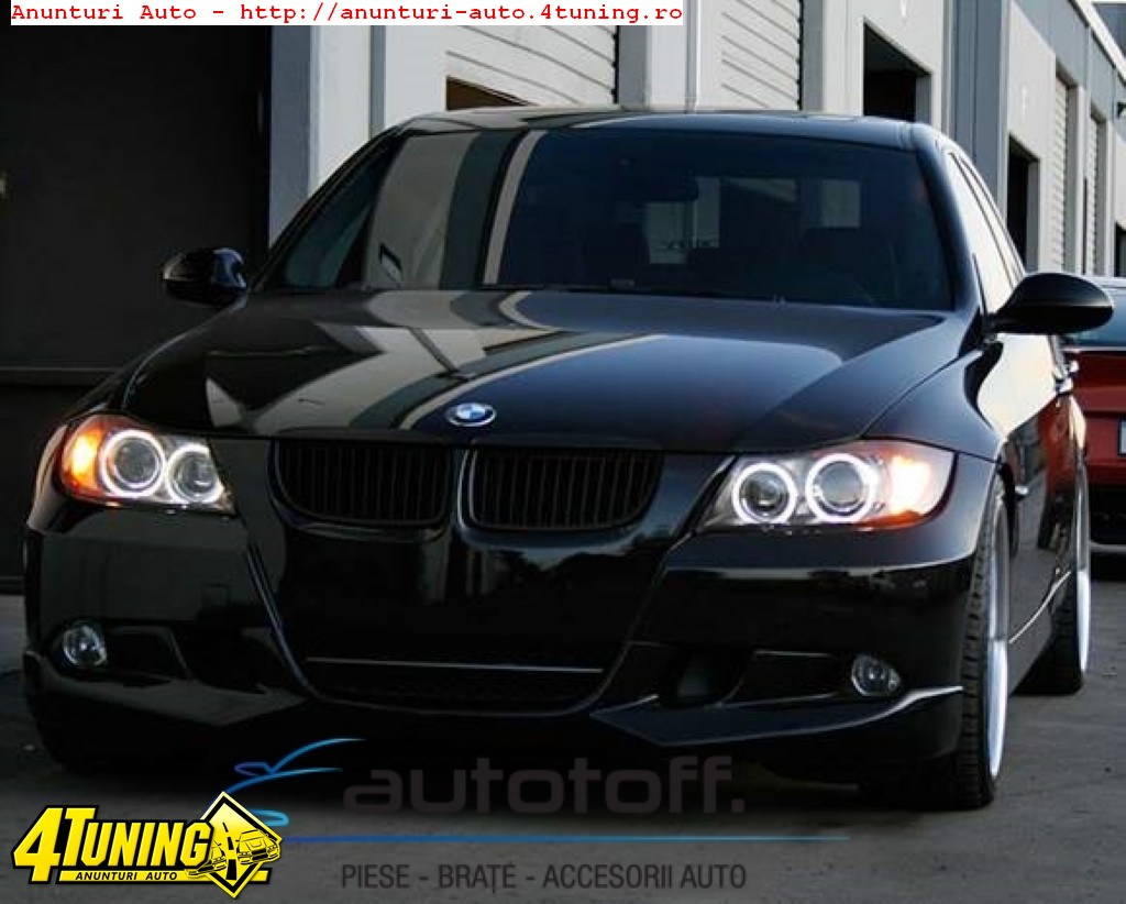 Bmw e87 angel eyes headlights-9769