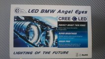 Angel Eyes - Led Marker H8 24w Nssc - Bmw E60/E61