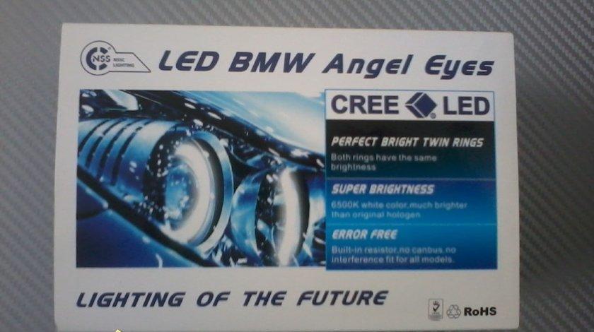 Angel Eyes - Led Marker H8 24w Nssc - Bmw E60/E61