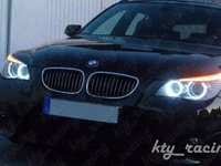 Angel Eyes Led Marker H8 80W BMW e60 facelift