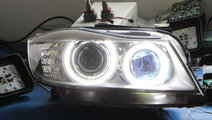 Angel Eyes Led Marker H8 80W BMW e92 e93 e60 facel...