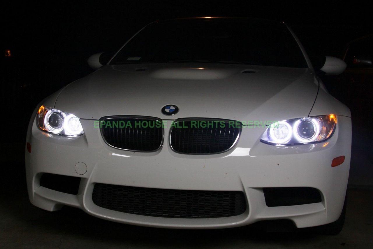 Angel Eyes Led Marker H8 80W BMW e92 e93 e60 facelift x5 e70 x6 e71 e87 E82 X5 X6 E60 E90 X1 F01 F02