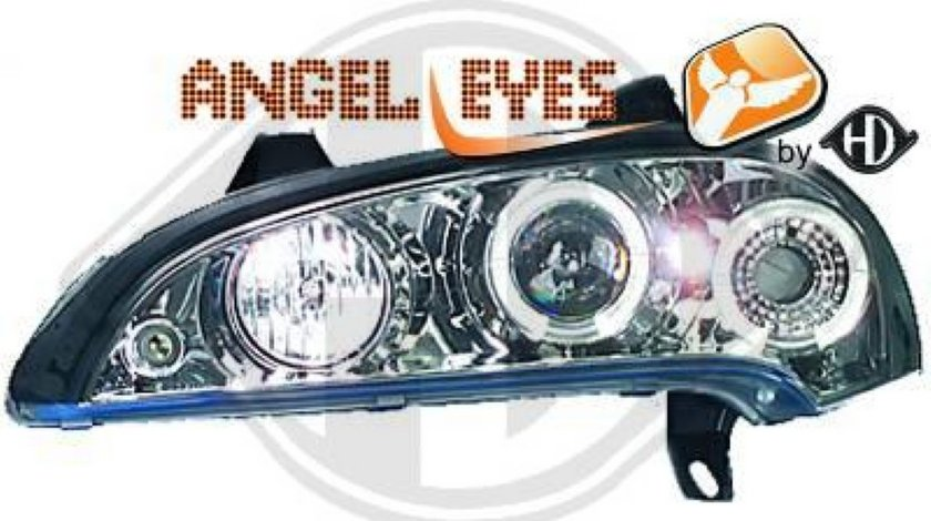 Angel Eyes Opel TIGRA - Faruri Angel Eyes Opel TIGRA 94-00
