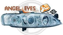 Angel Eyes Opel Vectra B - Faruri Angel Eyes Opel ...