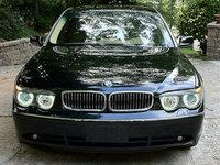 ANGEL EYES SERIA 7 02 08 E65 E66 LED MARKER BMW