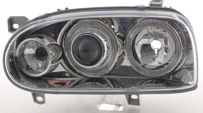 ANGEL EYES VW GOLF 3 - FARURI VW GOLF 3 (91-97) OFERTA SPECIALA !!