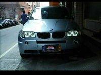 ANGEL EYES X3 E83 LED MARKER BMW
