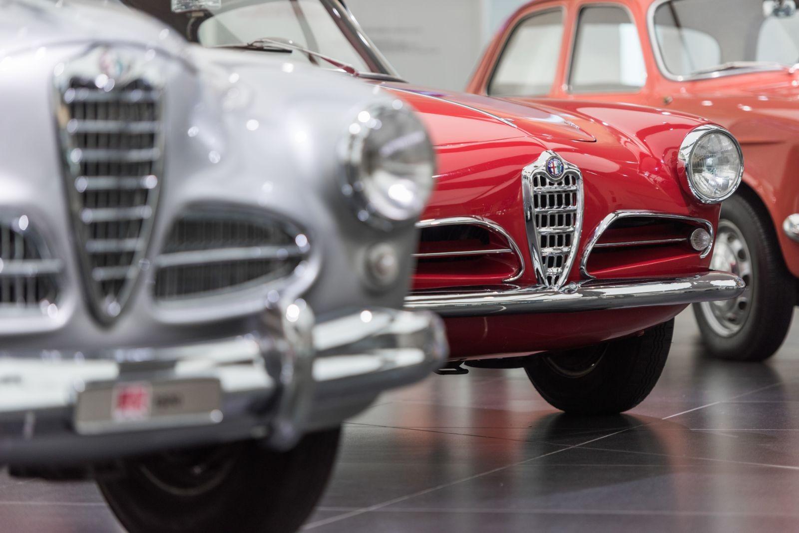 Aniversare Alfa Romeo - Aniversare Alfa Romeo