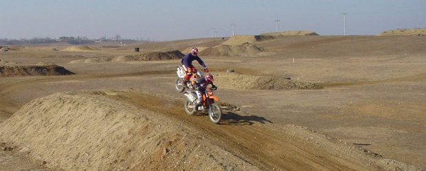 Aniversare pe 2 roti: circuitul de motocross de la Ciolpani implineste 10 ani