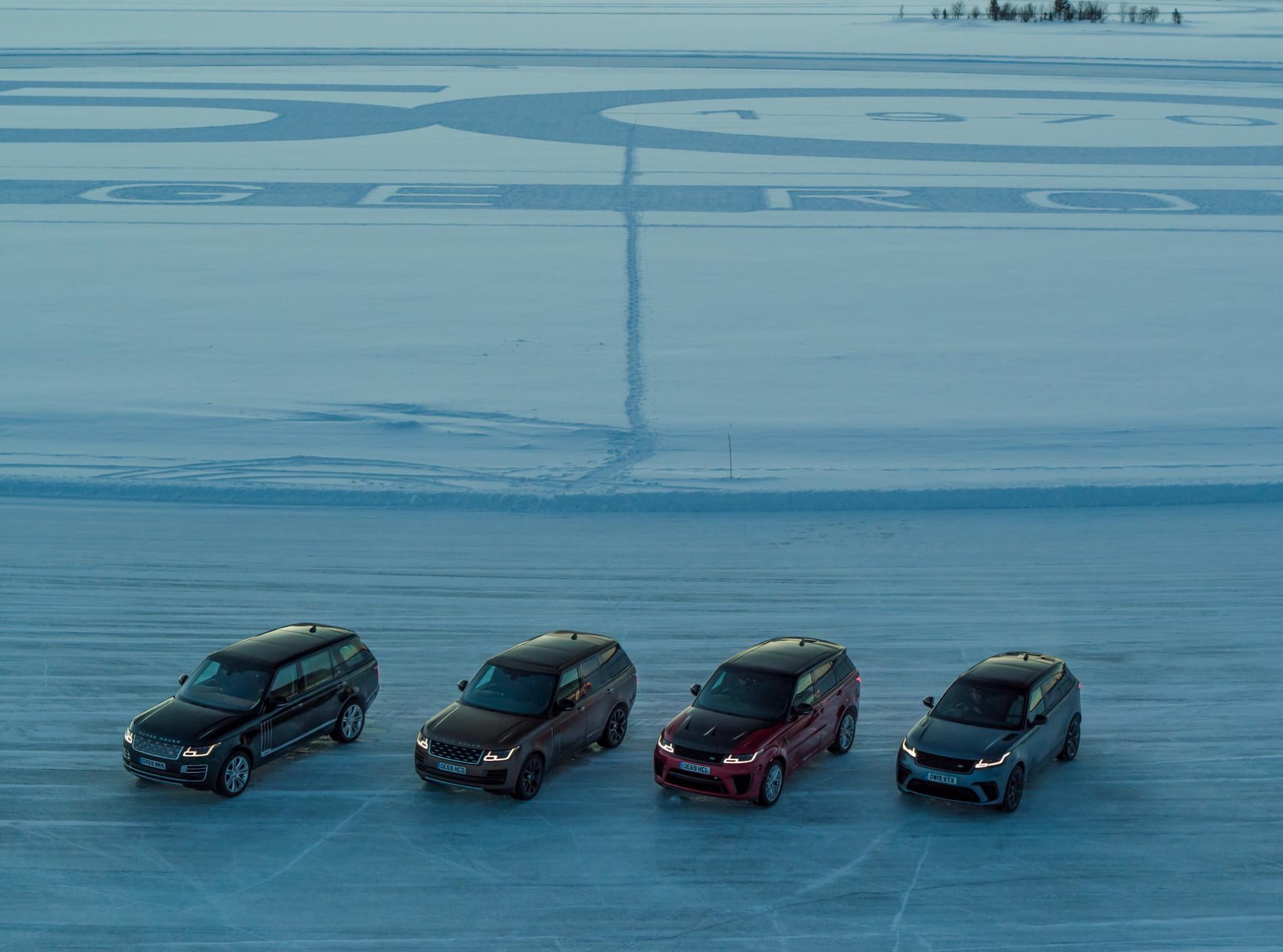 Aniversare Range Rover - Aniversare Range Rover