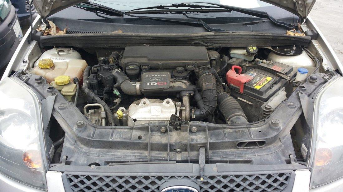 ansamblu cu motoras pentru stergator parbriz Ford Fiesta V 1.4tdci 2002 2008