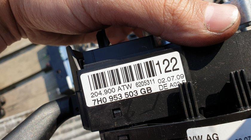 Ansamblu maneta semnalizare si Stergatoare Skoda, Seat 7H0953503GB an 2009