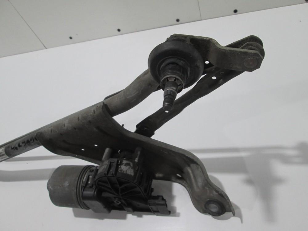 Ansamblu + motoras stergatoare parbriz Dacia Sandero / Logan an 2008-2012 cod 8200619512