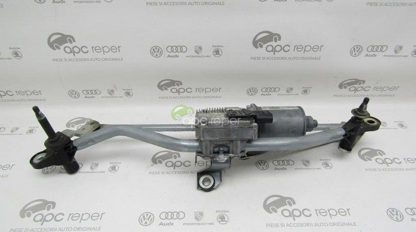 Ansamblu stergatoare Audi A5 8T Facelift Original - Cod: 8T1955119D