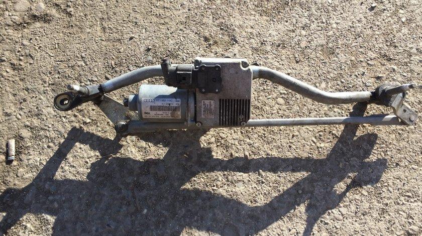 Ansamblu stergatoare cu motoras Audi A5 8T 2008 2009 2010 2011 2012