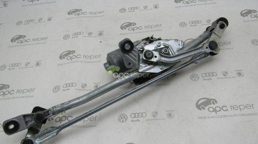 Ansamblu stergatoare cu motoras Audi A6 4G / A7 4G cod 4G1955119 - 4G1955023A