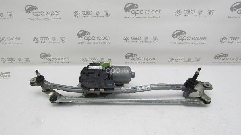 Ansamblu stergatoare cu motoras Audi A7 4G - Cod: 4G1955023A
