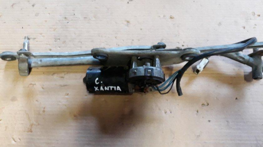 Ansamblu stergatoare cu motoras Citroen Xantia