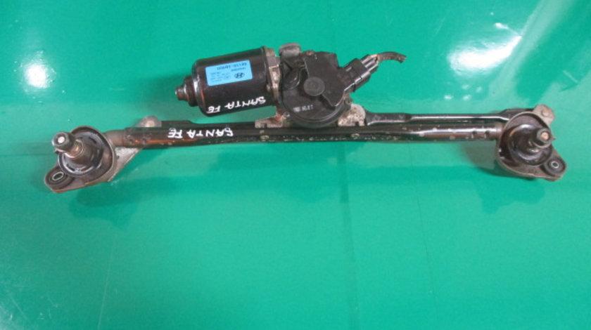 ANSAMBLU STERGATOARE CU MOTORAS COD 98110-2B900 HYUNDAI SANTA FE 2 4X4 FAB. 2006 – 2013 ⭐⭐⭐⭐⭐