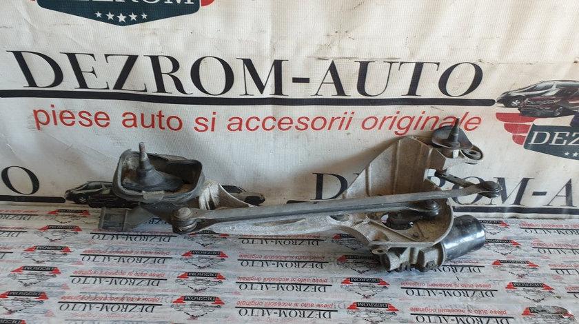 Ansamblu stergatoare cu motoras Europa Jaguar S-Type cod piese : 5w4u-17508-aa / 2r83-17500-aa